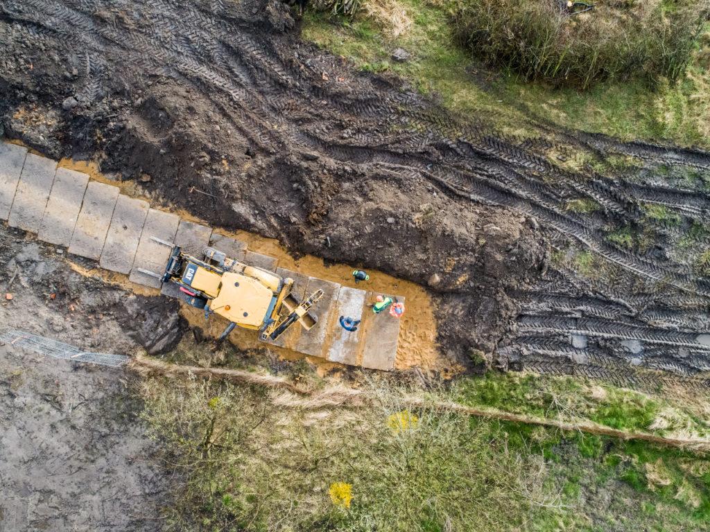 Postęp z budowy Park Gumieńce